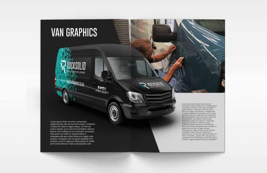 Rock Solid Graphics - Outstanding printed brochures
