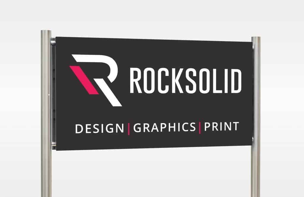 Rock Solid Graphics - Outstanding signage