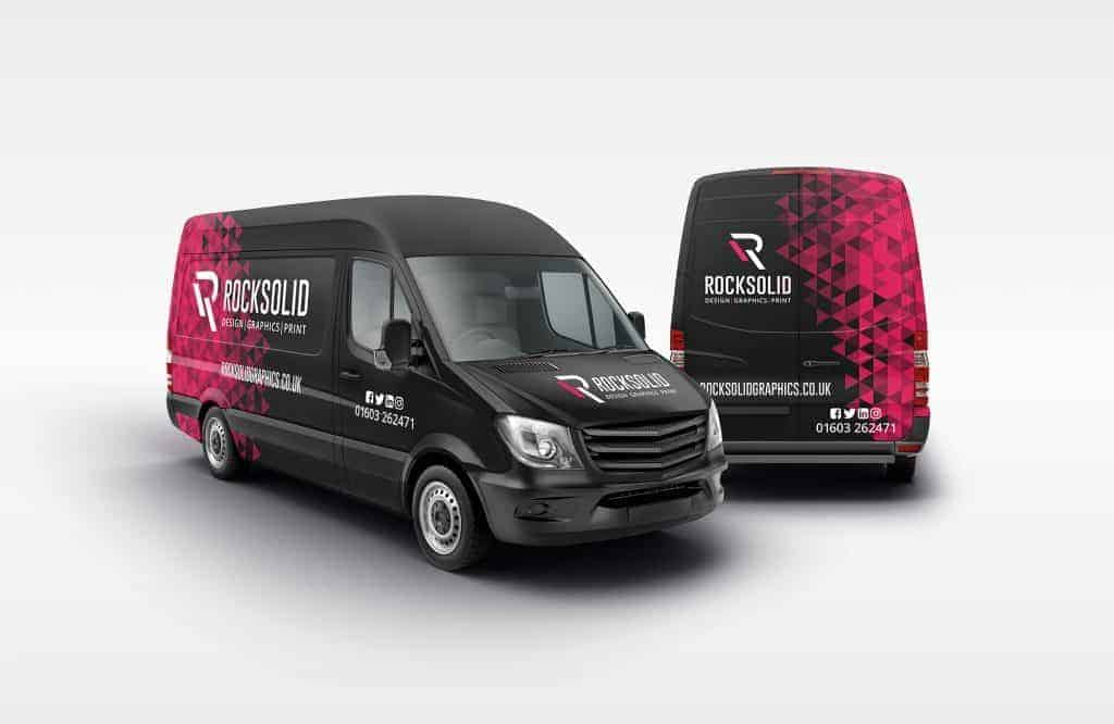 Rock Solid Graphics - Outstanding vehicle graphics
