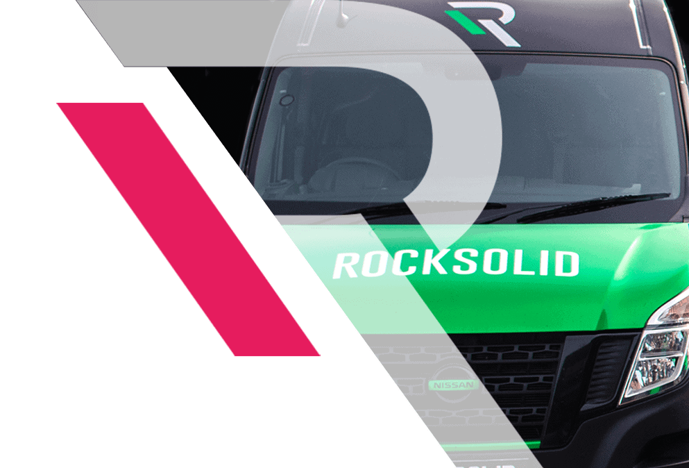 Rock Solid Graphics - Outstanding vehicle graphics and signwriting