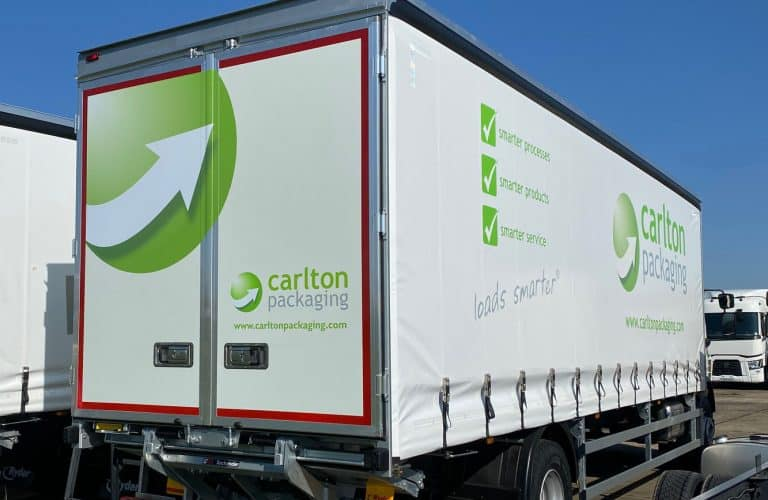 Lorry Hgv Amp Commercial Graphics And Wrapping Norwich